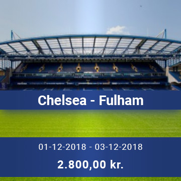 Travel Sense A/S - Chelsea - Fulham