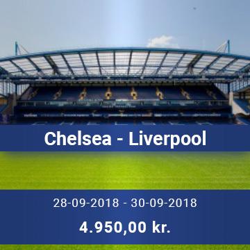 Travel Sense A/S - Chelsea - Liverpool