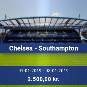 Travel Sense A/S - Chelsea - Southampton