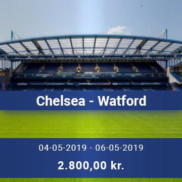 Travel Sense A/S - Chelsea - Watford