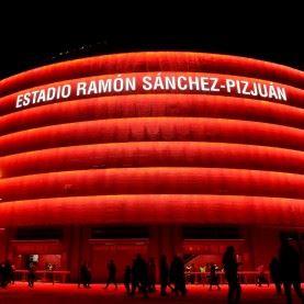 Fodboldrejse til Sevilla på Estadio Ramón Sánchez Pizjuán