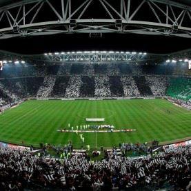 Fodboldrejse til Juventus på Allianz Stadium