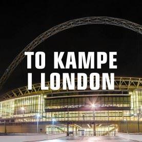 To kampe i London på Stamford Bridge og se Chelsea samt Vicarage Road og se Watford