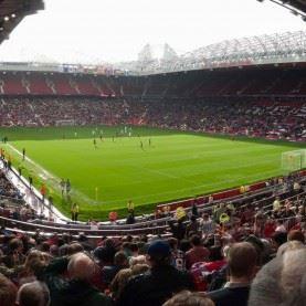 Fodboldrejse til Manchester United på Old Trafford