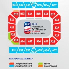 VM i ishockey 2019 - Ishockey rejser