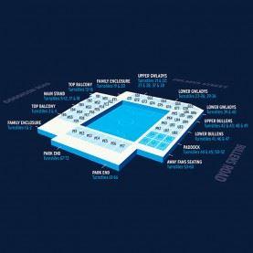Everton fodboldrejse - Oplev everton på hjemmebanen goodison park