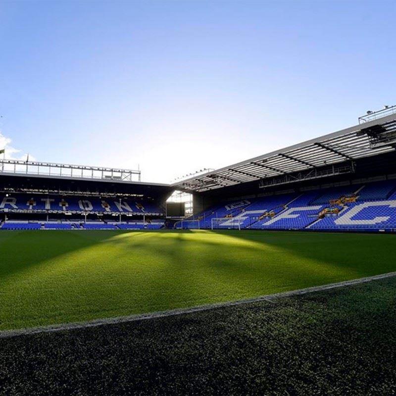 Tag på en Everton fodboldrejse og oplev Everton – Burnley