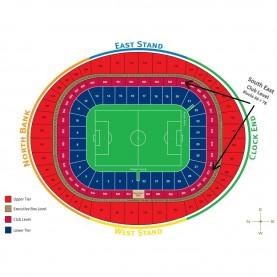 Oplev fantastiske Arsenal på Emirates Stadium.