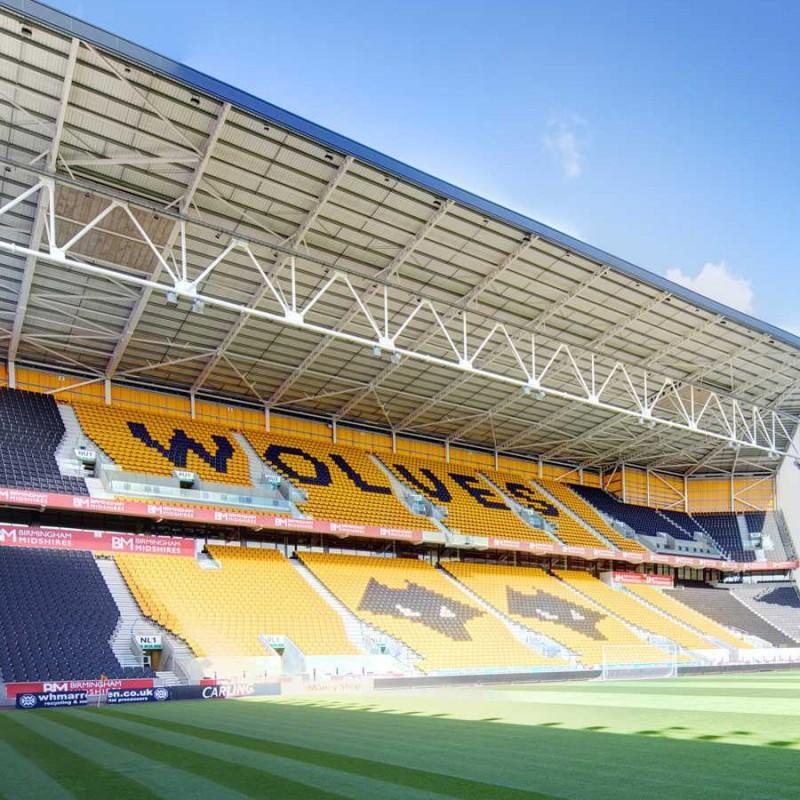 Fodboldrejse til Wolverhampton på Molineux