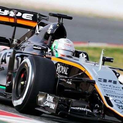 Formel 1 rejse til Frankrigs Grand Prix 2019