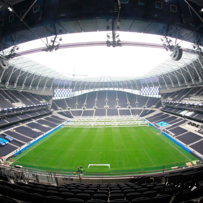 Fodboldrejse Tottenham - Tag på fodboldrejse til det nordlige London og oplev Danmarks største stjerne Christian Eriksen