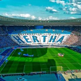 Fodboldrejse til Berlin på Olympiastadion