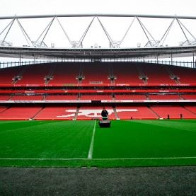 Fodboldrejse til Arsenal på Emirates Stadium