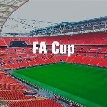 2x FA Cup semifinaler på Wembley 2020