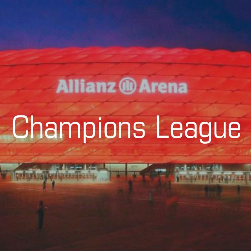 Fodboldrejse til Bayer München på Allianz Arena