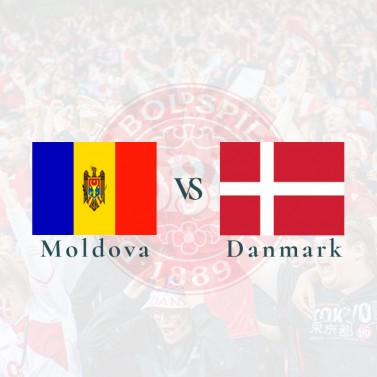 Moldova - Danmark