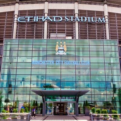 Fodboldrejse til Manchester City på Etihad Stadium