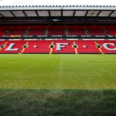 Fodboldrejse til Liverpool på Anfield