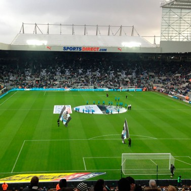Tag på fodboldrejse til det nordlige England og oplev Newcastle på det fantastiske St James' Park. - Newcastle - Manchester City