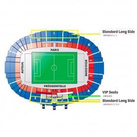 Fodboldrejse PSG, Parc des Princes, Paris Saint-Germain, paris SG