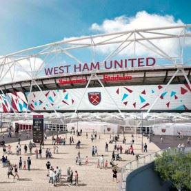 Fodboldrejse til West Ham på London Stadium