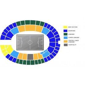 Fodboldrejse til Hertha Berlin - Augsburg på Olympiastadion