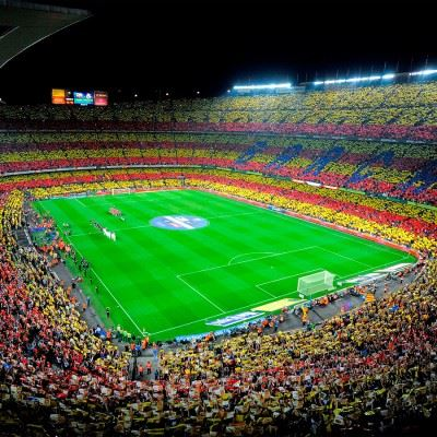 Fodboldrejse til Barcelona på Camp Nou!