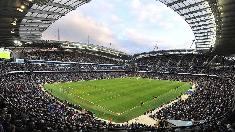 Fodboldrejser til Manchester City på Etihad Stadium | Travel Sense