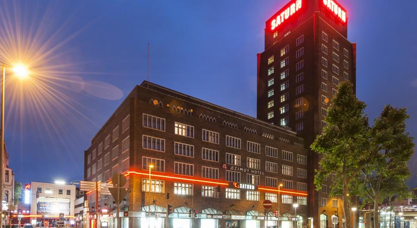 AZIMUT HOTEL COLOGNE CITY CENTER**** - Håndboldrejser