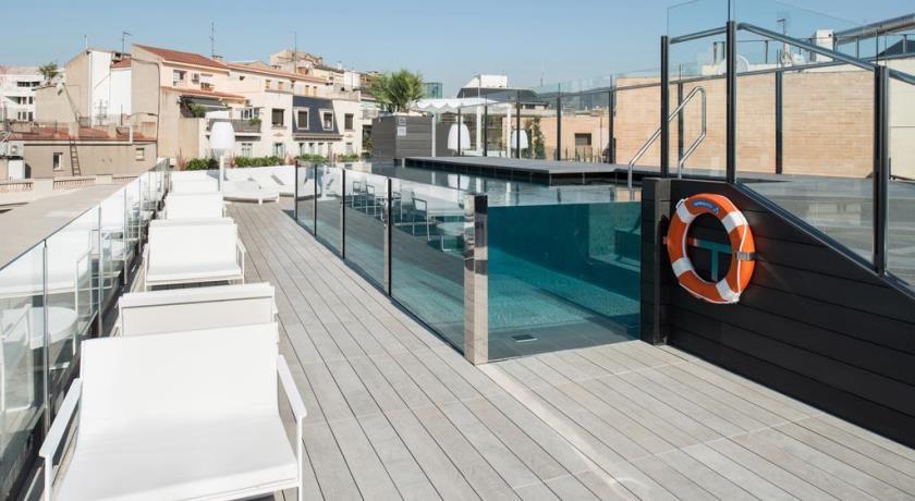 Hotel Catalonia Eixample 1864 - Fodboldrejser barcelona