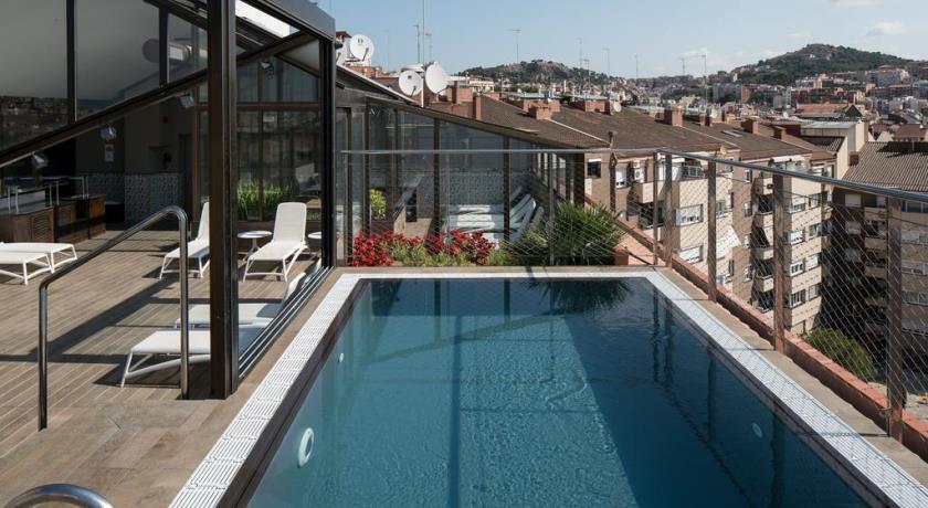 Hotel Catalonia Park Putxet - Fodboldrejser Barcelona
