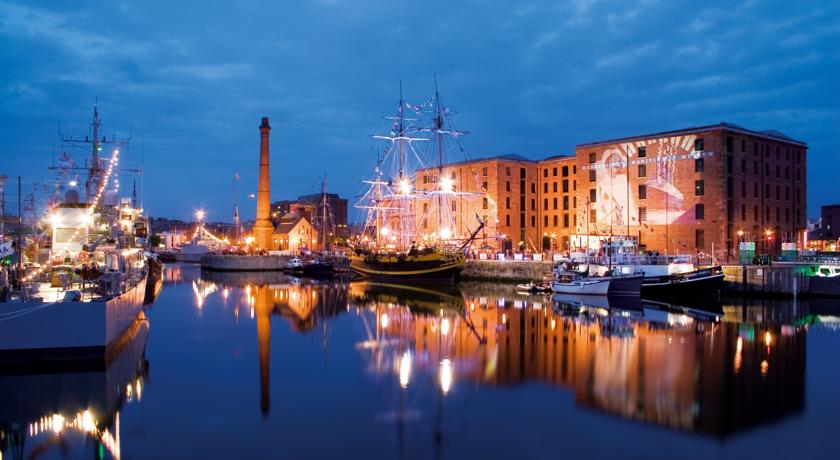 Fodboldrejser - Hotel HOLIDAY INN EXPRESS ALBERT DOCK***