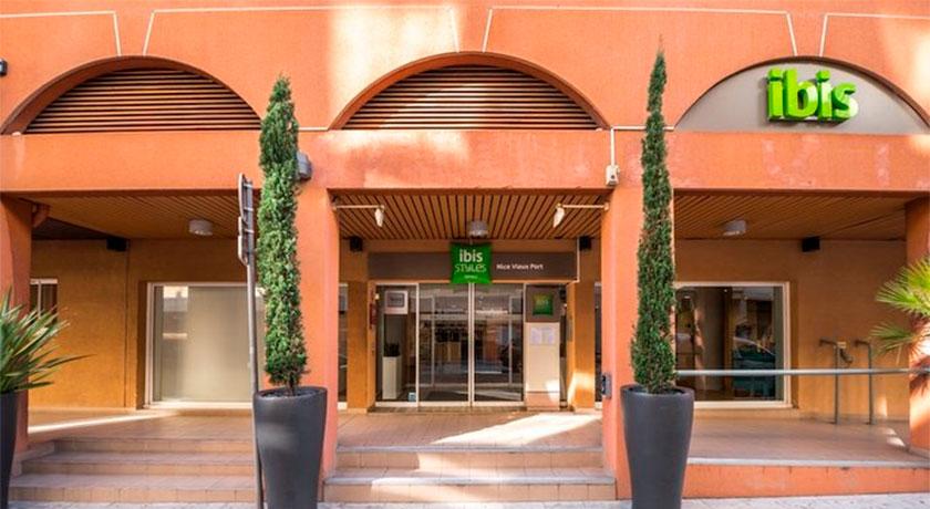 Ibis Styles Vieux Port Hotel Nice
