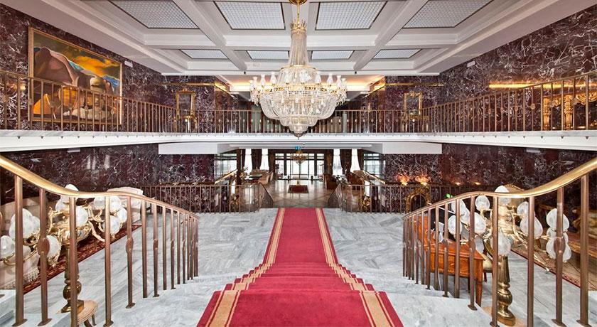 Novum Hotel Excelsior Dortmund. - Fodboldrejser til Tyskland