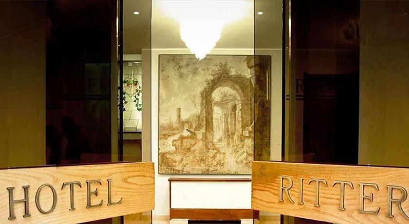 Hotel Ritter er beliggende i den historisk-kunstneriske del af Milano, Fodboldrejser